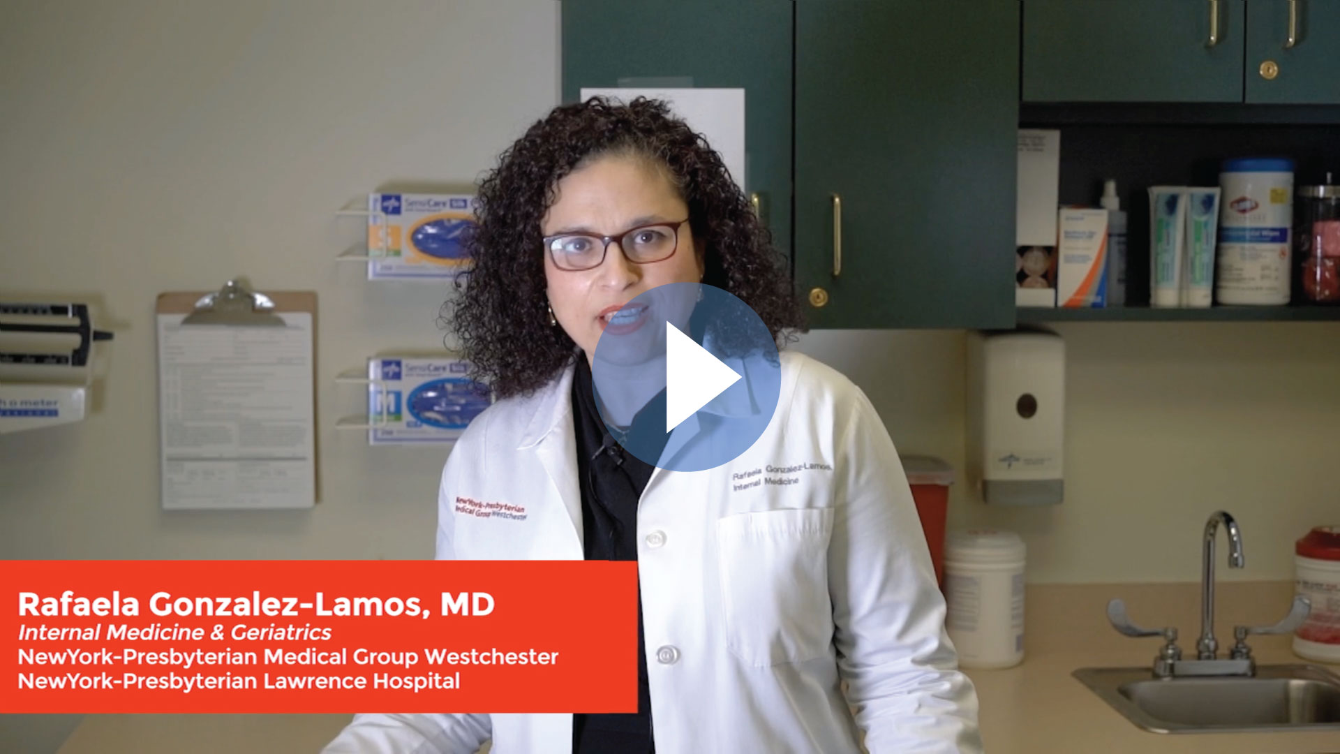 Hear from NewYork Presbyterian Physician Dr. Gonzalez-Lamos about why you should get the COVID-19 Vaccine.